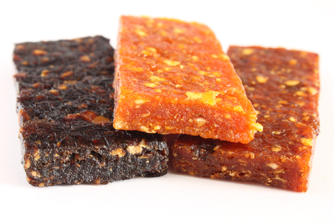 Boosting Your Energy Bar's Potential with Seaweed