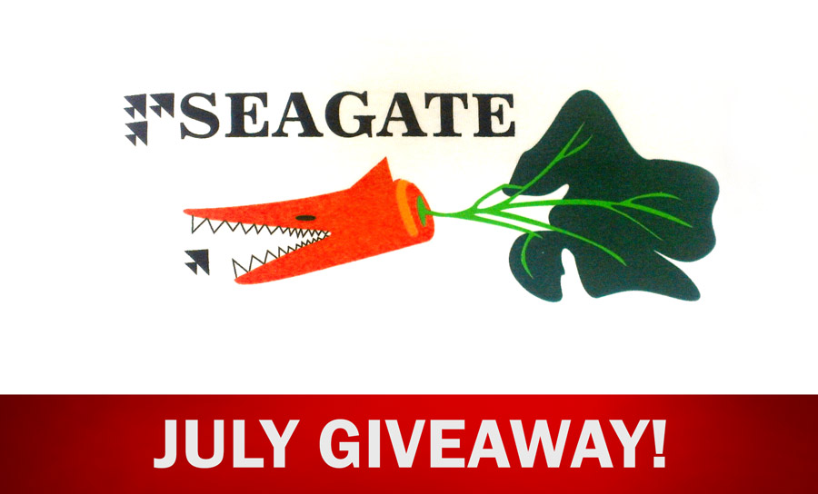Giveaway – July
