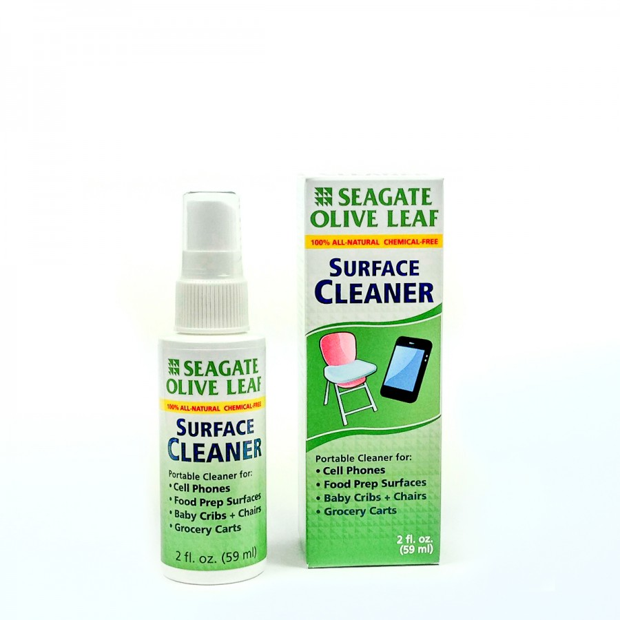 Surface Cleaner: Making Friends with Germs' Worst Enemy
