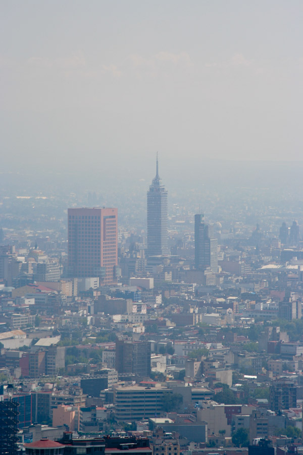 Dirty air, improving in the U.S., worsening throughout the developing world