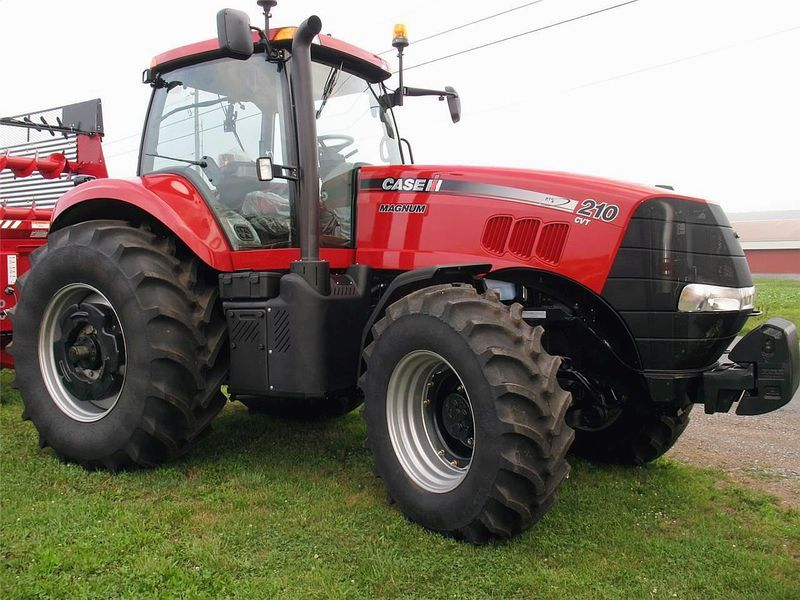 Case IH Magnum tractor