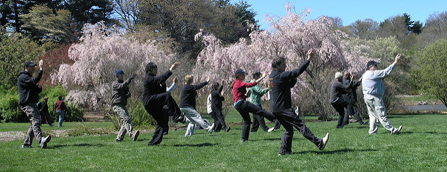 Health Benefits of Tai Chi and How to Restore your Natural Balance