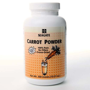 carrot-powder
