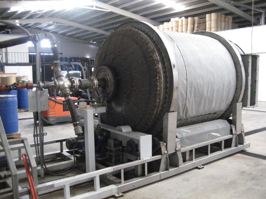 Large freeze-dryer