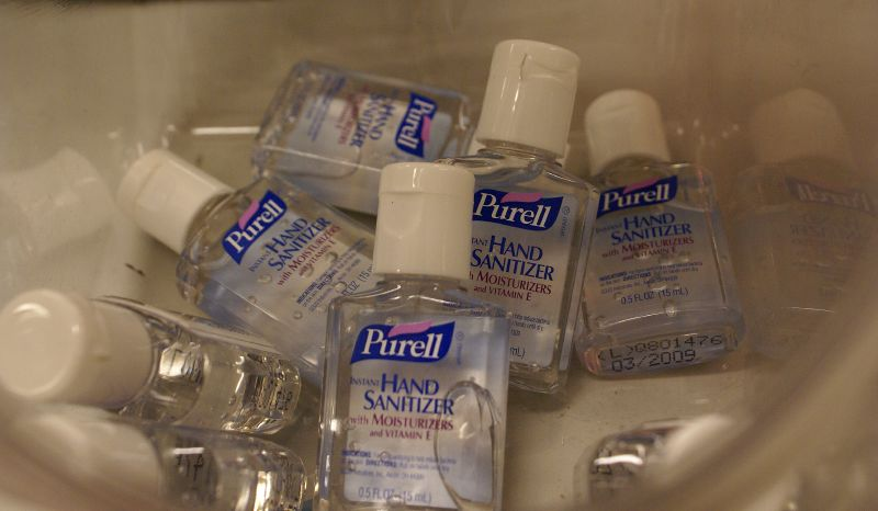 Does Hand Sanitizer Kill Germs and How to Make your Own All-Natural Version