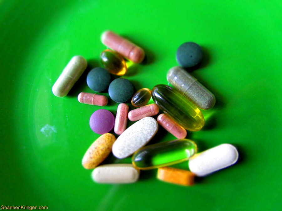 Fillers and excipients in Health Food Supplements