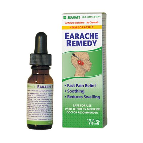 Pediatric Earache Remedy – October on Buy 1 Get 1 Free