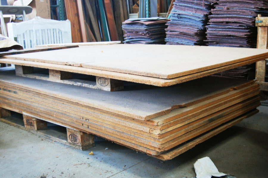Health issues/ toxic homes made from particle board or plywood