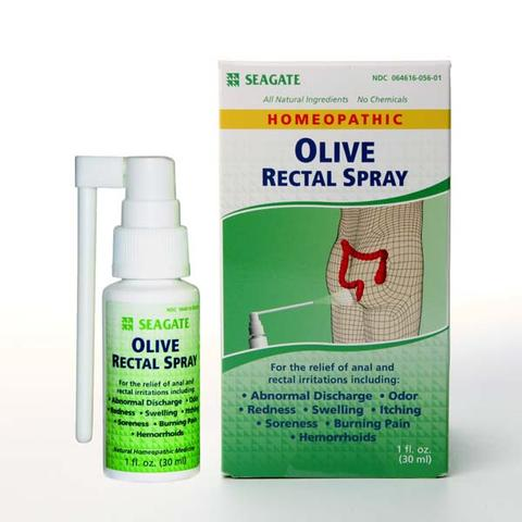 Olive Rectal Spray – Buy 1 Get 1 free this month