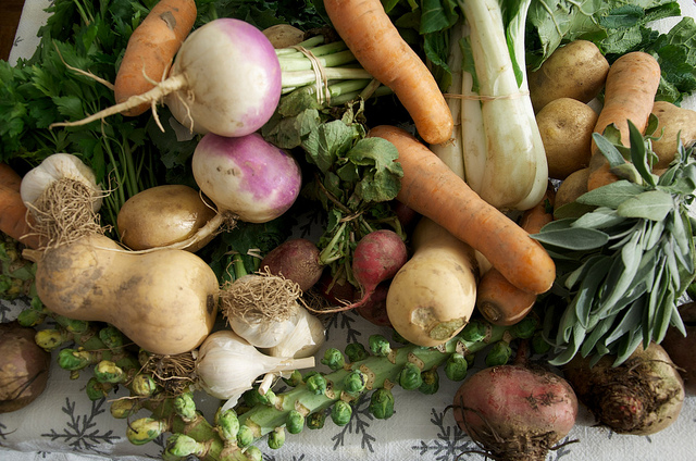 6 Healthy Fall Vegetables You Should Be Eating (Besides Pumpkin)