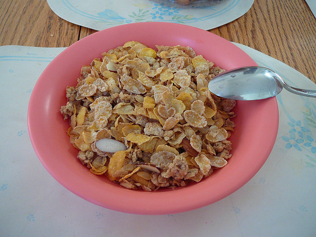 Choosing Healthy Breakfast Cereals and How to Make Your Own