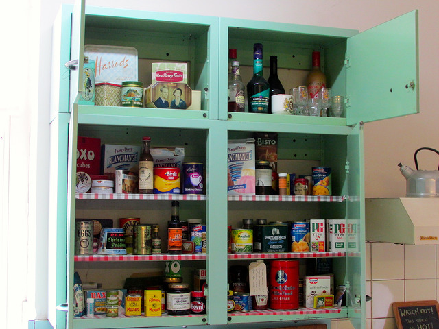 5 Healthy Pantry and Cupboard Swaps for a More Natural Diet