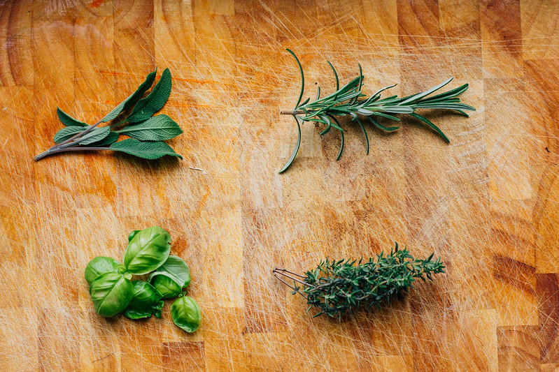 Healthiest Natural Herbs to Use While Cooking