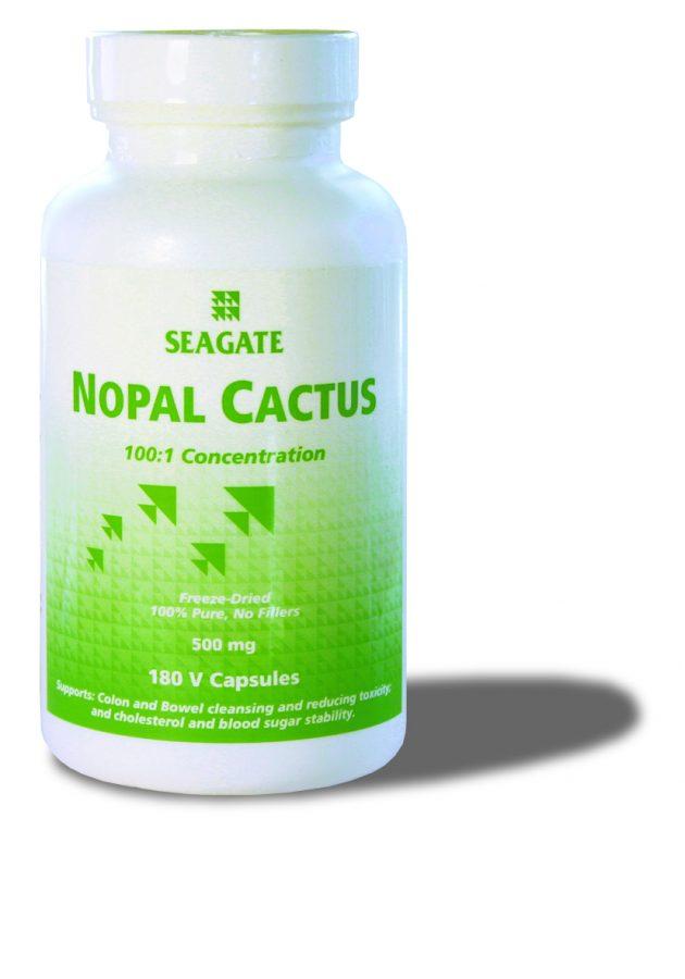 Ending 8-31-2020  Nopal Cactus 180 caps   Buy 1 Get 1 free