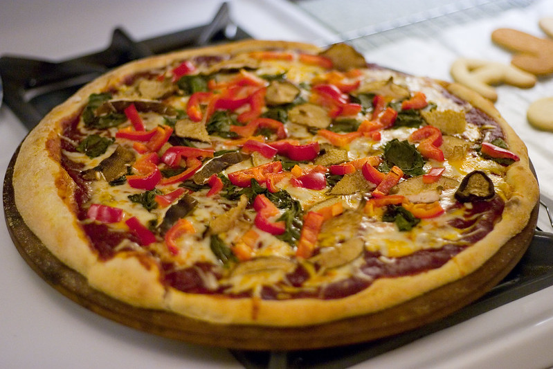 How to Make Healthier Pizza at Home Instead of Takeout