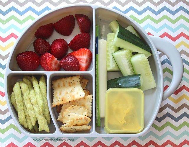 Healthy & Natural Snack Ideas for Kids